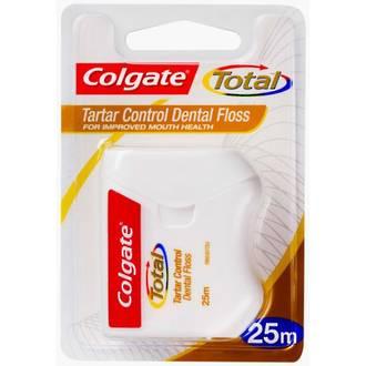 Colgate Total Tartar Control Dental Floss