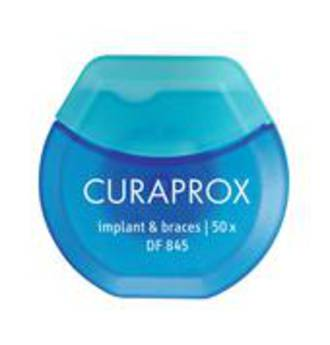 Curaprox Implant and Braces Dental Floss 50m