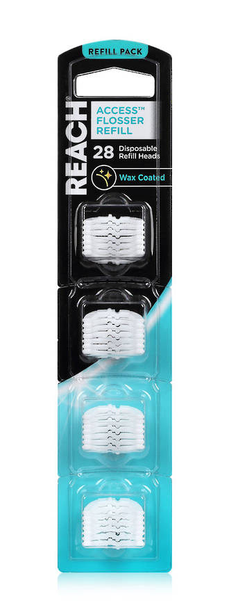 Reach Access Flosser Cleanpaste RefillsBuy 6 Save 10%
