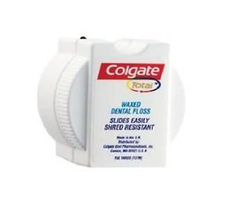 Colgate Total Waxed Dental Floss 137m