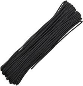 325 Paracord Rope, 4 Strand - Black RG1169H