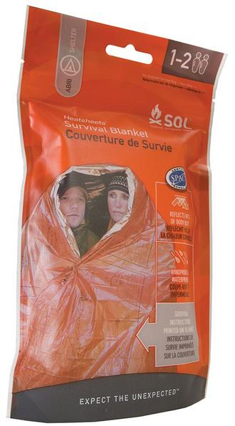 Adventure Medical Kits Heatsheets Survival Blanket, Double - 4140-1055