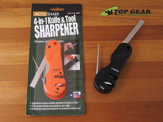 Accusharp 4-In-1 Knife Sharpener - 00029