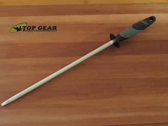 """Accusharp 14"""" Butchers Diamond Sharpening Steel - 00035"""