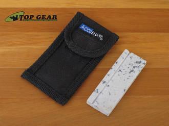 Accusharp Natural Arkansas Pocket Sharpening Stone - 00024