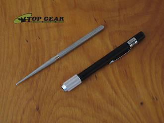 Accusharp Retractable Diamond Rod Sharpener - 00030