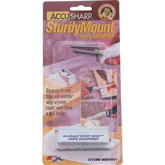 Accusharp Sturdy Mount Knife Sharpener - AS-004