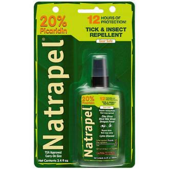 Adventure Medical Kits Natrapel 12 Hour Long-Lasting Insect Repellent, 100 ml Pump - 0002-1350-4