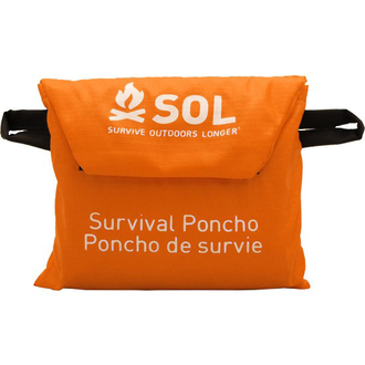 Adventure Medical Kits Sol Survival Poncho - 4340-1008
