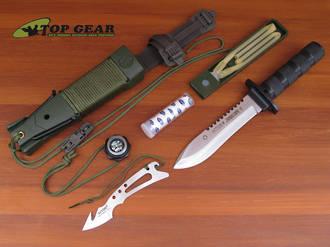 Aitor Jungle King II Survival Knife - 16012