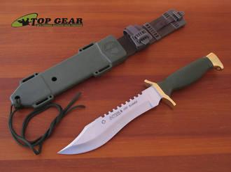 Aitor Oso Blanco Bushcraft Knife - 16009
