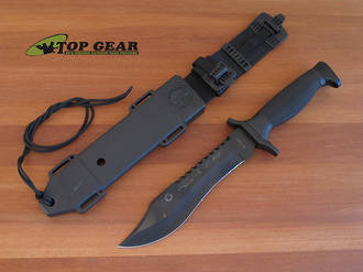 Aitor Oso Negro Tactical Survival Knife - 16010