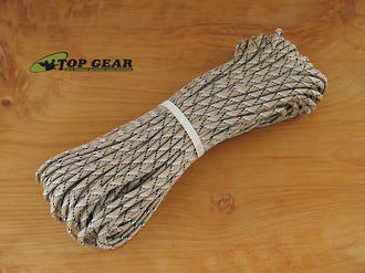 Marbles 550 Paracord Rope, Desert Camo - RG115H