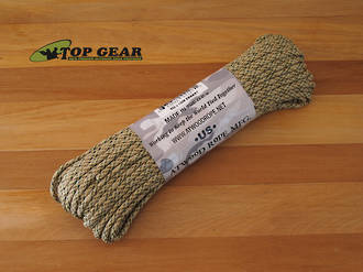 Atwood Rope Manufacturing 550 Paracord Rope, Desert - 55127