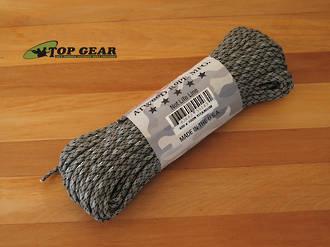 Atwood Rope Manufacturing 550 Paracord Rope - Titanium 55143