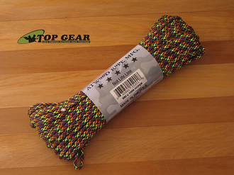 Atwood Rope Manufacturing 550 Paracord Rope - Hyper 55201