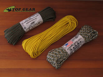 Atwood Rope Manufacturing 550 Paracord Rope - 30 Metre Pack