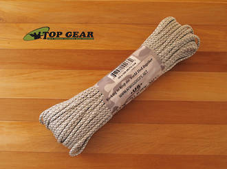 Atwood Rope Manufacturing 550 Paracord Rope - Arctic Camo 55133