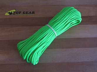 Atwood Rope Manufacturing 550 Paracord Rope - Lime Green RG1023H