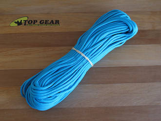 Atwood Rope Manufacturing 550 Paracord Rope - Neon Turquoise RG1027H