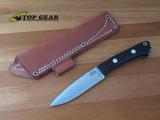Bark River Northstar Knife - Micarta Handle 137M-BC