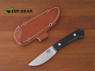 Bark River Woodland Special Knife , A2 Tool Steel - 01-132M-BC