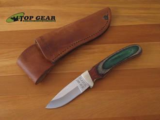 Bear & Son Wood Pro Drop-Point Skinner - 248CW
