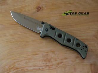 Benchmade Adamas Tactical Folding Knife, CPM-CruWear® Steel - 275FE-2