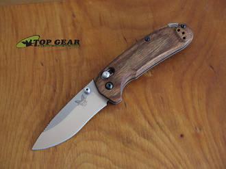 Benchmade North Fork Locking Hunting Folder 15031-2