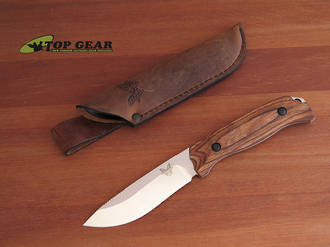 Benchmade Saddle Mountain Skinner Hunting Knife - 15001-2