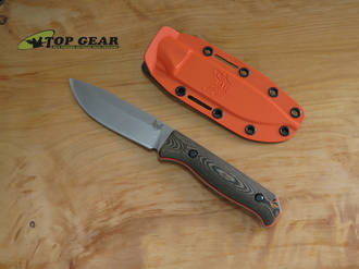 Benchmade Saddle Mountain Skinner Hunting Knife, S90V Stainless Steel, Richlite G-10 Handle - 15002-1