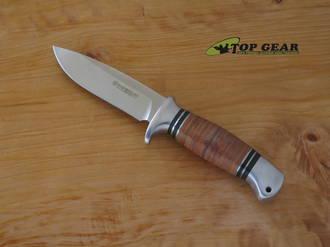 Boker Magnum Leatherneck Hunter Fixed Blade Knife - 02MB726