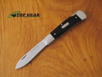 Boker Magnum Padre Pocket Knife with Wood Handle 01MB004