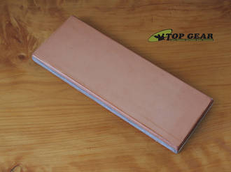 """Brommeland Gunleather 8"""" Double-Sided Leather Strop - BROM8BKS"""