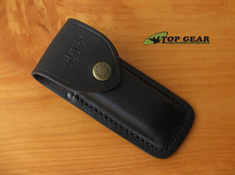 Buck 112 Ranger Knife Leather Replacement Pouch - Black 112S