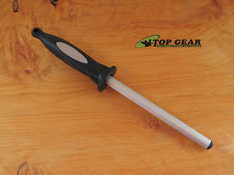 Buck Edgetek 6.5 Inch Diamond Sharpening Rod, Medium Grit - 97079-B