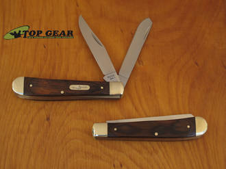 Buck Large Trapper Folding Knife -  B0384BRW