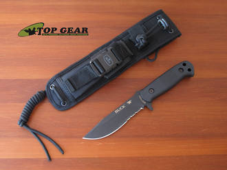 Buck Sentry Bushcraft Knife 0822BKX-B