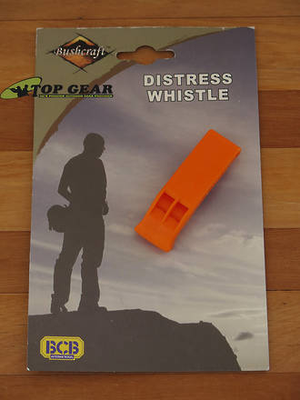 BCB Bushcraft Distress Whistle - CK312