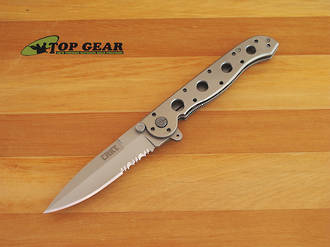CRKT Carson M16-13T Titanium Spear-Point Knife - M16-13T