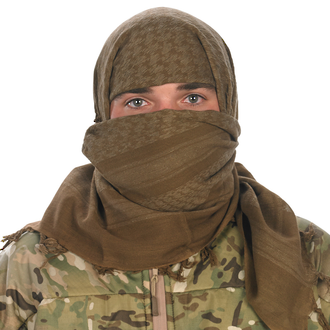 Camcon Shemagh Scarf, Coyote Tan - 61034