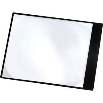 Carson Magnisheet Deluxe Framed Page-Magnifier - DM11