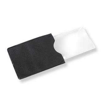 Carson Magnislide 2.5X Credit Card Size Magnifier - MC-22