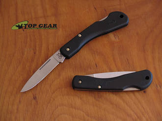 W.R. Case Mini Blackhorn Lockback Pocket Knife - 00253
