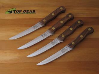 Chicago Cutlery 4-Piece Tradition Steak Knife Set - B144