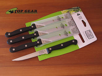 Chicago Cutlery 4-Piece Essentials Steak Knife Set - 1094283