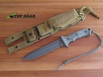 Chris Reeve Green Beret Fixed Blade Combat Knife - CRKGB