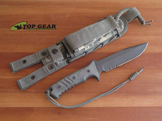 Chris Reeve Pacific Fixed Blade Knife - CRKPAC