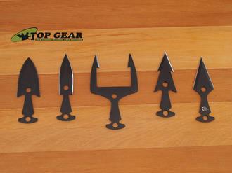 Marbles Tactical Arrowheads 5-Piece Set - MR377