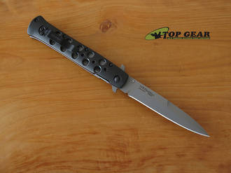"""Cold Steel 4"""" Ti-Lite Folding Knife with Aluminium Handle, CPM-S35VN - 26B4"""